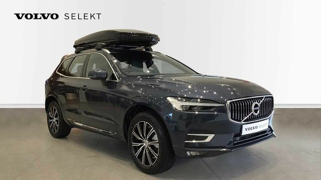 2021 Volvo XC60 2.0 B5 Inscription AWD (1U reg)