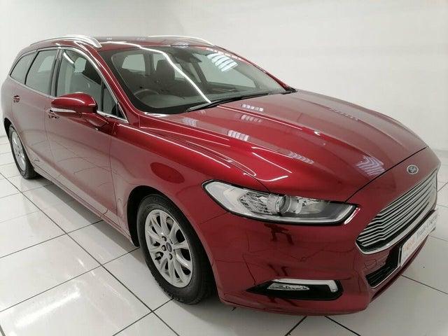 2017 Ford Mondeo 1.5TDCi Titanium ECO Estate 1498cc (0F reg)
