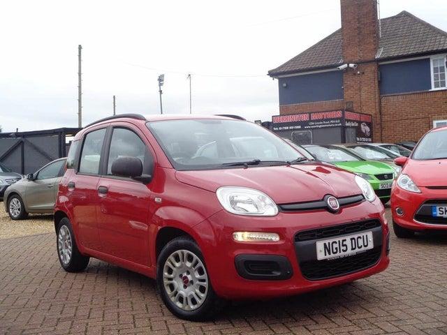 2015 Fiat Panda 1.2 Easy (A3 reg)