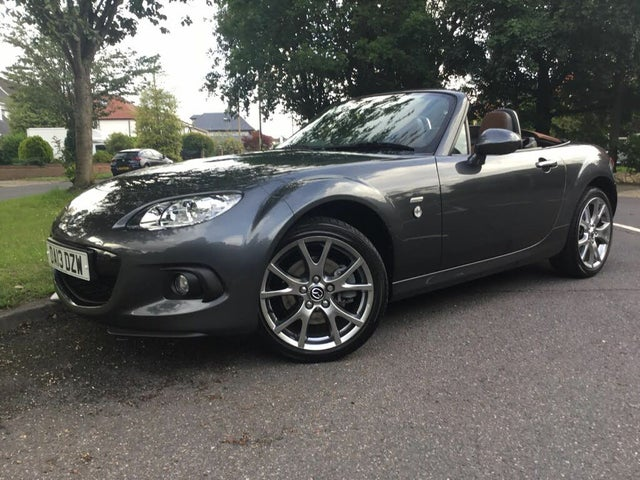2013 Mazda MX-5 1.8 Venture Edition Convertible (ZN reg)