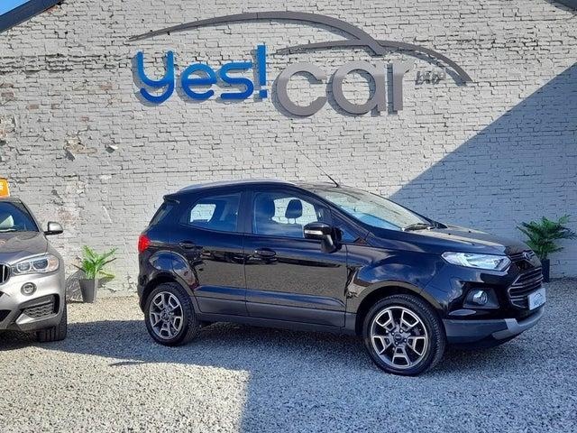 2016 Ford EcoSport 1.0T Titanium (66 reg)