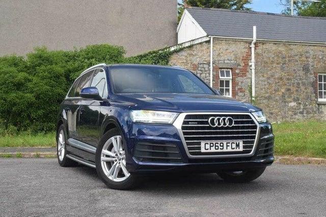 2020 Audi Q7 (69 reg)