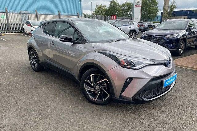 2020 Toyota C-HR 2.0 VVT-i Dynamic (Z7 reg)