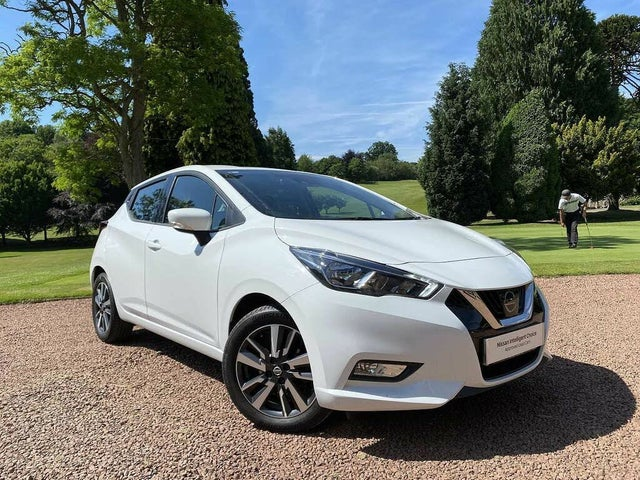 2018 Nissan Micra 0.9 IG-T Acenta Limited Edition (18 reg)