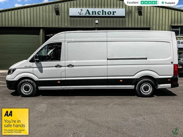 2019 M.A.N. TGE 2.0 BiTD 3180 Long High Roof Van auto (A0 reg)