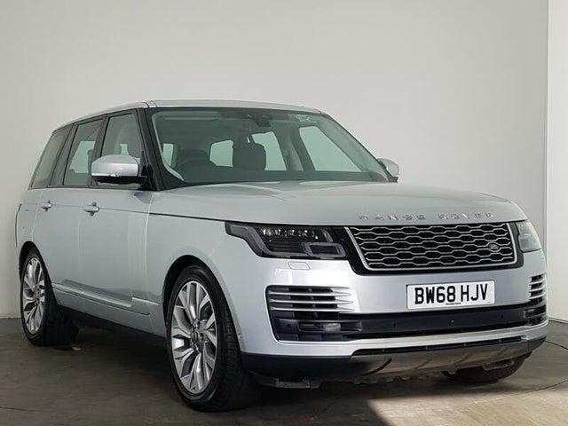 2019 Land Rover Range Rover 5.0V8 S/C Autobiography (s/s) (LG reg)