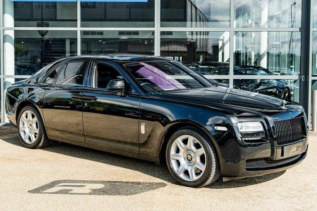 2012 Rolls-Royce Ghost 6.6 (A6 reg)
