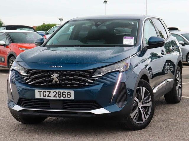 2021 Peugeot 3008 SUV 1.2 PureTech Allure (Z2 reg)