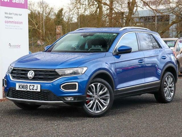 2018 Volkswagen T-Roc 1.5 TSI SEL (s/s) (18 reg)