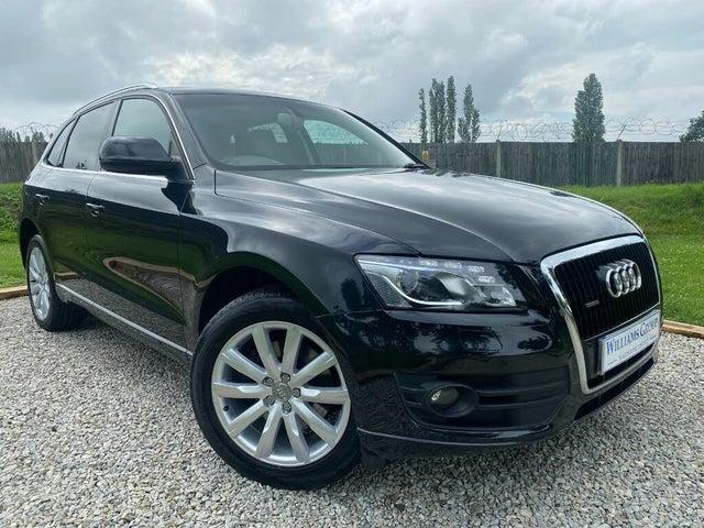 2011 Audi Q5 3.0TD SE (240ps) (11 reg)