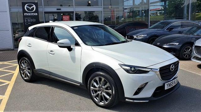 2019 Mazda CX-3 2.0 Sport Nav+ (121ps) (2WD)(s/s) Auto (ZD reg)