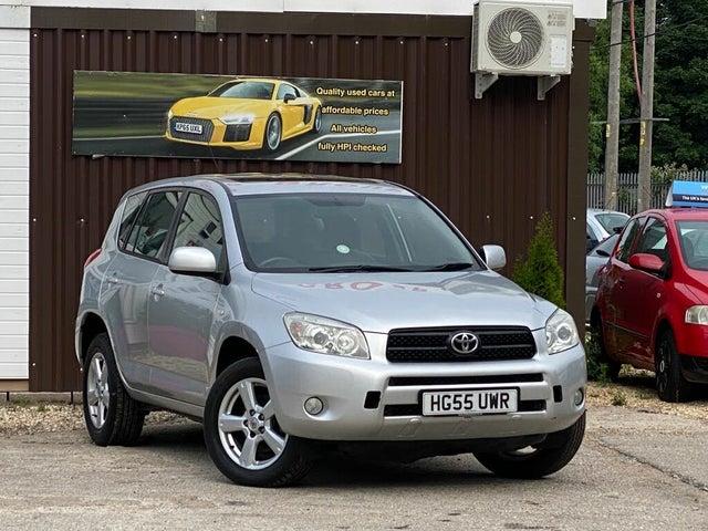 2006 Toyota RAV4 2.0 XT4 (MB reg)