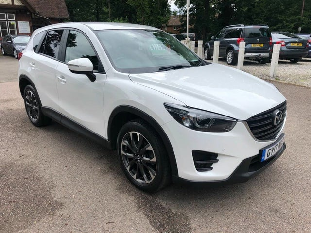 2017 Mazda CX-5 2.0 Sport (Nav) (17 reg)