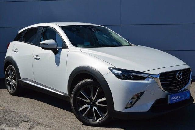 2017 Mazda CX-3 2.0 Sport Nav (120ps) (2WD)(s/s) (ZD reg)