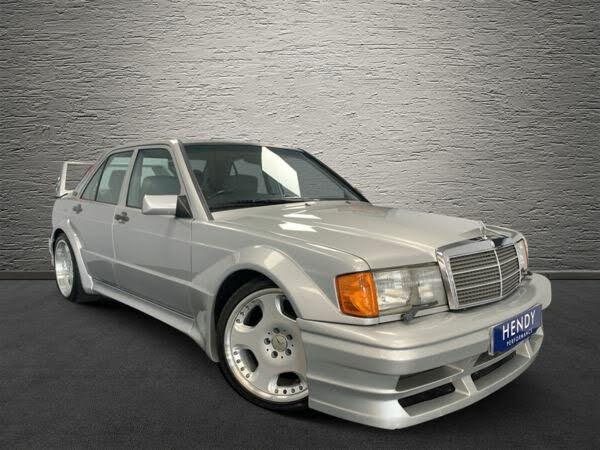 1988 Mercedes-Benz 190 2.0 E auto