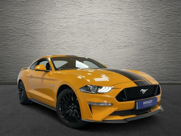 2019 Ford Mustang (A6 reg)