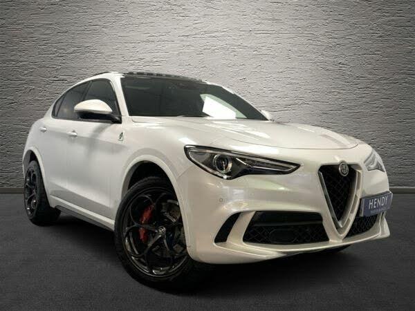 2020 Alfa Romeo Stelvio 2.9 BiTurbo Quadrifoglio (RP reg)