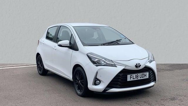 2018 Toyota Yaris 1.5 VVT-i Icon Tech 1496cc (18 reg)
