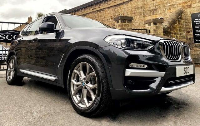 2019 BMW X3 (19 reg)