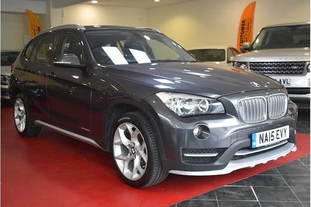 2015 BMW X1 2.0TD xDrive20d xLine (181bhp) (15 reg)