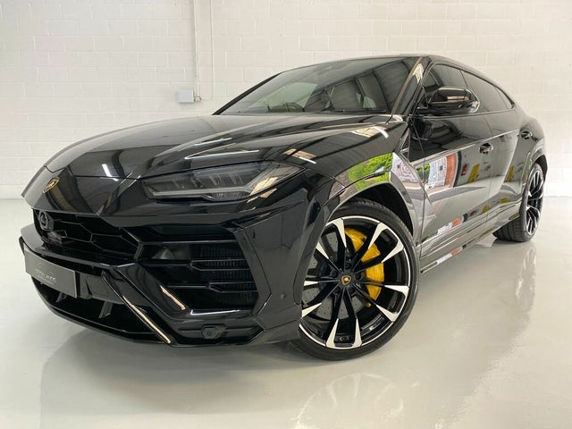 2019 Lamborghini Urus 4.0 [No Trim] (BE reg)