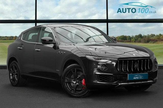 2019 Maserati Levante 3.0TD (6T reg)