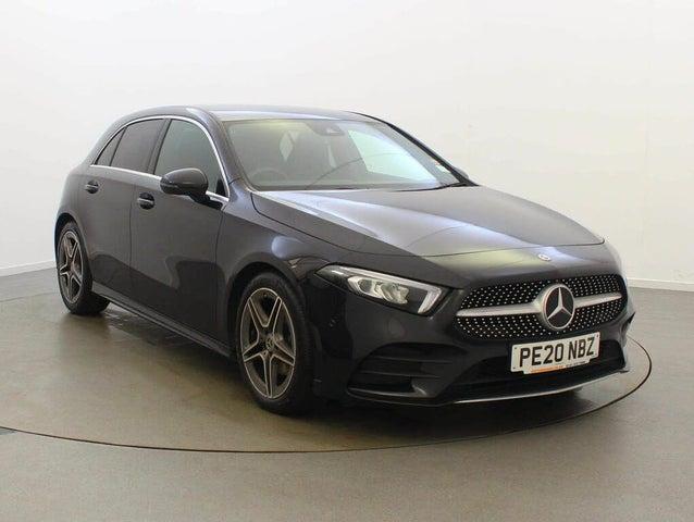 2020 Mercedes-Benz A-Class 1.3 A180 AMG Line Executive Hatchback 5d 7G-DCT (20 reg)