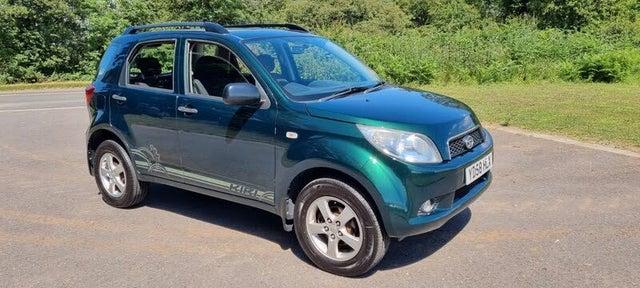 2008 Daihatsu Terios 1.5 Kiri (58 reg)