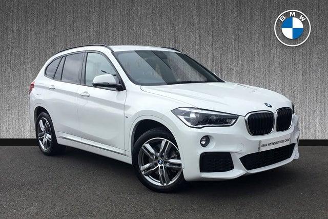 2019 BMW X1 sDrive20i M Sport (19 reg)
