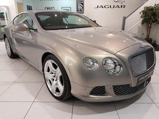 2011 Bentley Continental 6.0 GT (BF reg)