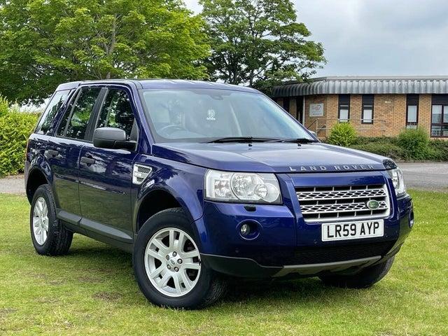 2009 Land Rover Freelander 2 2.2Td4 XS (59 reg)