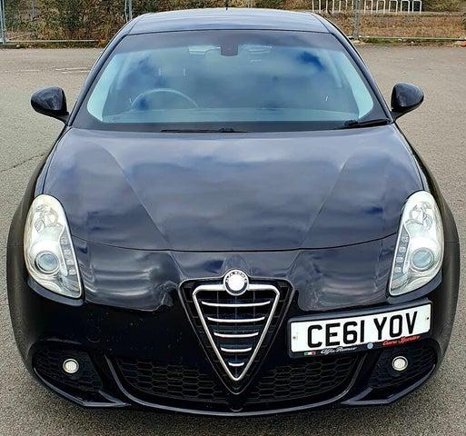 2011 Alfa Romeo Giulietta 2.0TD Lusso 140 bhp (R9 reg)