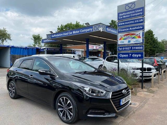 2018 Hyundai i40 1.7CRDi SE Nav (141ps) Tourer 5d DCT (18 reg)