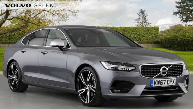 2017 Volvo S90 2.0TD D4 R-Design Pro (67 reg)