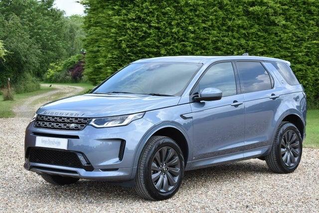 2020 Land Rover Discovery Sport 2.0 D180 R-Dynamic SE (70 reg)