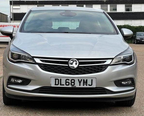 2018 Vauxhall Astra (68 reg)