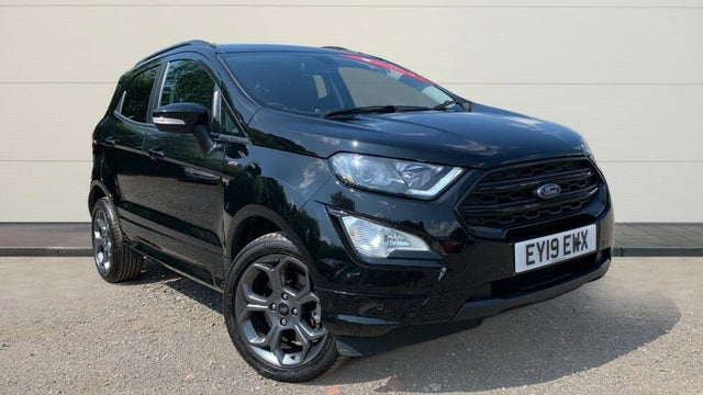 2019 Ford EcoSport 1.5 ST-Line (125ps) (s/s) (19 reg)