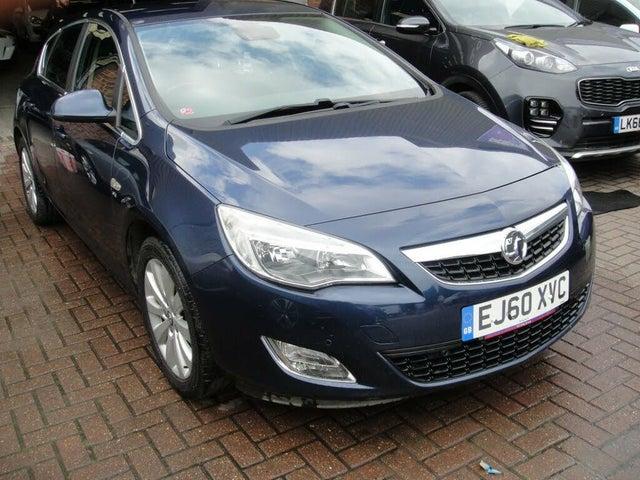 2011 Vauxhall Astra 1.7TD SE 1.7CDTi 16v (110ps) EcoFLEX Hatchback (60 reg)