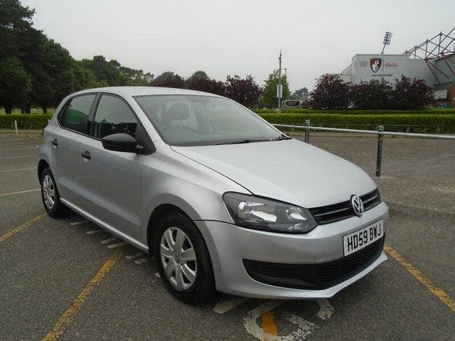 2010 Volkswagen Polo 1.2 S (a/c) 5d (WZ reg)