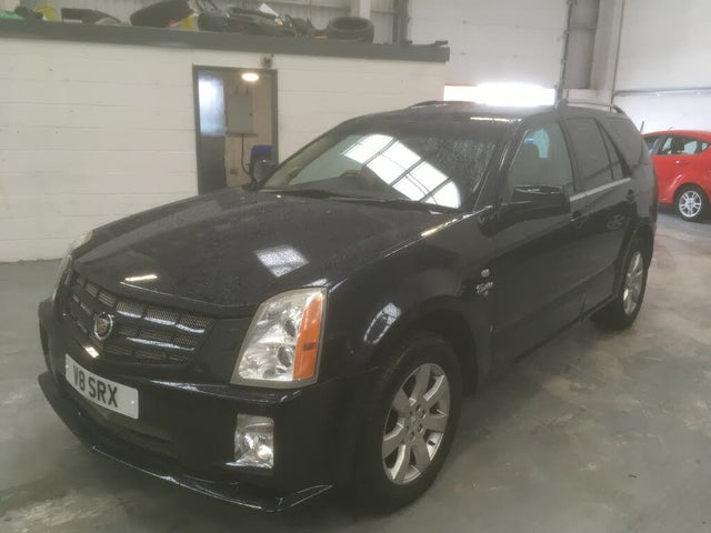 2009 Cadillac SRX 4.6 Sport Luxury (YE reg)