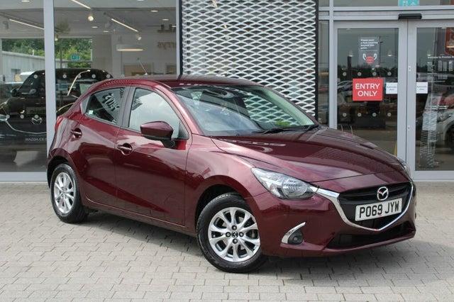 2019 Mazda Mazda2 1.5 SE-L (Nav)+ Auto (69 reg)