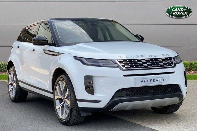 2019 Land Rover Range Rover Evoque (LZ reg)