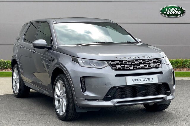 2020 Land Rover Discovery Sport 2.0 D180 R-Dynamic HSE (LC reg)