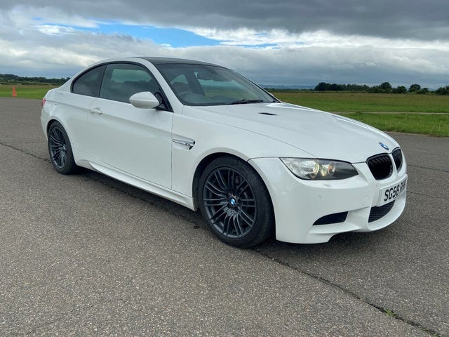 2008 BMW 3 Series 4.0 M3 V8 Coupe 2d M DCT (58 reg)