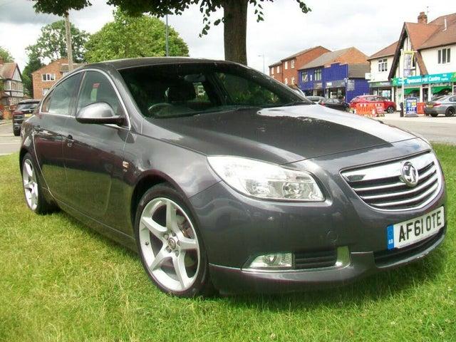 2011 Vauxhall Insignia 1.8 SRi VX-Line (Nav) Hatchback 5d (LG reg)