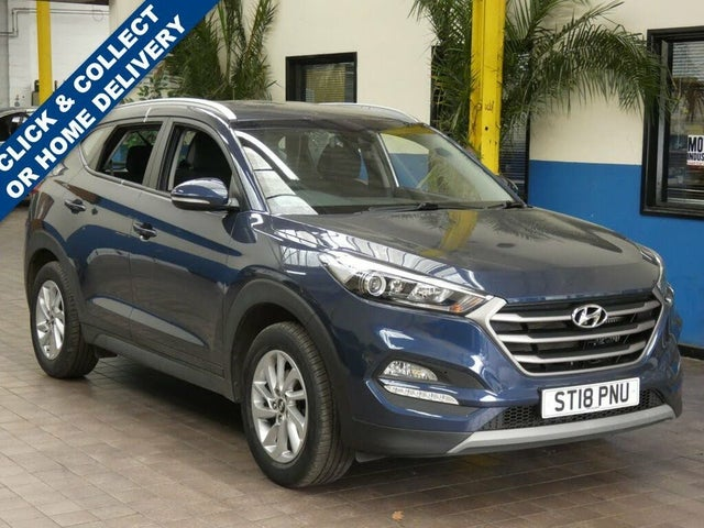 2018 Hyundai Tucson 1.7CRDi Blue Drive SE (116ps) (18 reg)