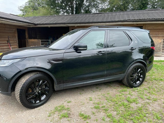 2018 Land Rover Discovery 3.0TD6 HSE (258PS)(E6) 4WD Panel Van auto (LR reg)