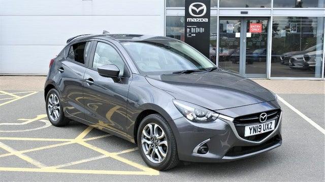 2019 Mazda Mazda2 1.5 GT Sport (Nav)+ (115ps) (ZD reg)