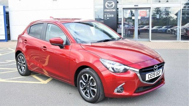 2019 Mazda Mazda2 1.5 Sport (Nav)+ Auto (ZD reg)