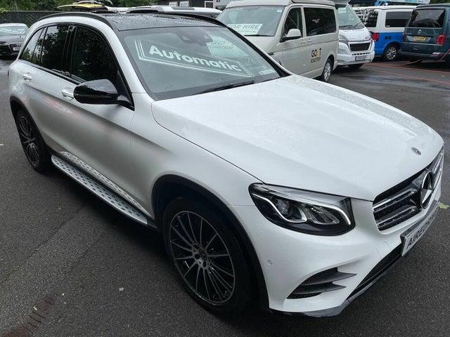 2019 Mercedes-Benz GLC-Class 2.0 GLC250 AMG Night Edition (s/s) (19 reg)